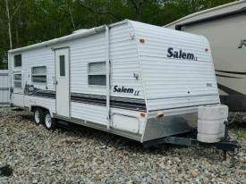 Salvage SALM SALEM 27RK